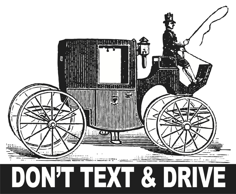 Take The Pledge With Carriage Trade Insurance To Stop Distracted Driving